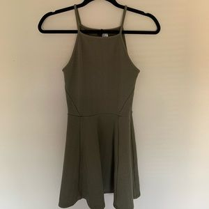 H&M Sage/Green Dress
